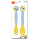 Cutlery Kit - 2-piece Minions
