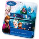 ensemble stylo en métal (5 pièces) Disney frozen