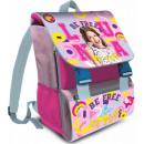 grossiste Fournitures scolaires: Des sacs  d'écolier, Disney Soy Luna 41cm