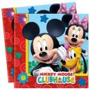 Disney Mickey napkin with 20 pcs