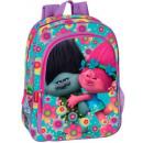 grossiste Fournitures scolaires: Sac d' école,  sac à main Trolls, Trolls 37cm