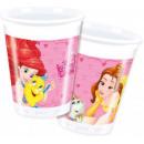 Disney Princess , tazze di plastica principessa 8