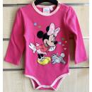 DisneyMinnie Baby body, overalls 1-23 months