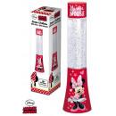 Großhandel Lizenzartikel: Glitzerlampe für Disney Minnie