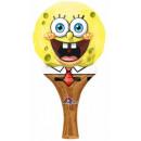 mayorista Regalos y papeleria: Spongebob, Bob  Esponja mano globos de la hoja