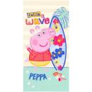 Peppa Pig bath towel, beach towel 70 * 140cm