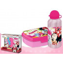 Sandwich Box Set + Alu bottle Disney Minnie