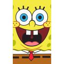Ręcznik do twarzy SpongeBob Hand Towel, ręcznik 30