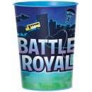 wholesale Drinking Glasses: Battle Royal glass, plastic 473 ml