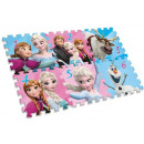 Disney Ice magic sponge puzzle mat 6pcs