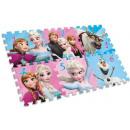 wholesale Toys: Disney Ice magic sponge puzzle mat 6pcs