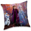 Disney Ice magic pillow, decorative pillow 40 * 40
