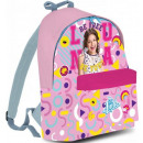 grossiste Fournitures scolaires: Sac d' école,  sac à main Disney Soy Luna 40cm
