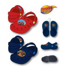Blaze , Flame baby slippers clog 24-35