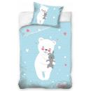 Teddy Bear Children's bedding 100 × 135cm, 40