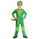 PJ Masks, Pisces Heroes Greg, Gekko costumes 7-8 y
