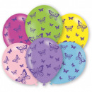 Großhandel Geschenkartikel & Papeterie: Schmetterlinge, Schmetterlingsballon , Luftballons