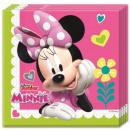 Disney Minnie napkin with 20 pcs