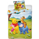 Disney Winnie The Pooh Kinderbettwäsche 100 × 135