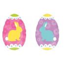 Ostern, Ostern Folienballons 40 * 30 cm