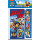 Stationery Set (6 pieces) Paw Patrol, Paw Patrol
