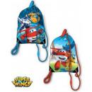wholesale School Supplies: Sports Bag Bag  Tournament Super Wings 37.5 cm