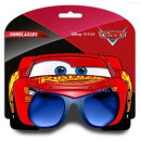 3D Sunglasses Disney Cars , Green