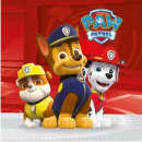 Paw Patrol , Mancs Patrol Napkin with 20 pcs