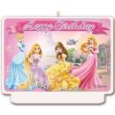 DisneyPrincess , Księżniczki ze świeczkami tortowy