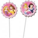 wholesale Licensed Products: Disney Princess , Princess straw, 6 pcs set