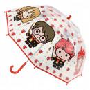 Harry Potter Children's transparent umbrella Ø