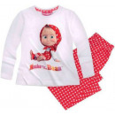 Children long pyjamas Masha and the Bear 2-8 years