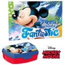 Sandwich Box + asciugamano impostati Disney Mickey