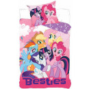 Children's bedding My Little Pony 90 × 140cm,