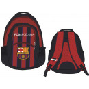 Schoolbag, bag FCB, FC Barcelona 44 cm
