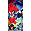 Spiderman , Spiderman bath towel, beach towel