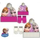 Children's hats & gloves set Disney frozen