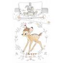 Disney Pościel Bambi Kids 100 × 135 cm, 40 × 60
