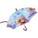 Kid's semi-automatic umbrella for Disney froze