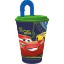hurtownia Produkty licencyjne: Szklanka do napojów Disney Cars , Verdas 430 ml
