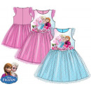 Kids Summer Dress Disney frozen , Ice Magic 4-8 ye