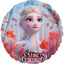 Disney Balony foliowe Ice Magic Music 71 cm