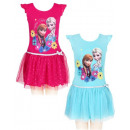 wholesale Licensed Products: Kids Summer Dress Disney frozen , Ice Magic 4-10 y