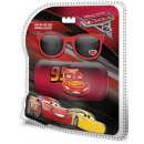 Sunglasses + Disney Cars Case, Verdas