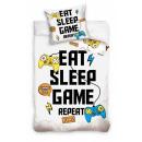 Gamer bedding 140 × 200cm, 70 × 90 cm