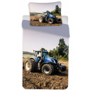 Traktor Pościel dziecięca 100 × 140 cm, 40 × 45 cm