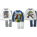 Teen Ninja Turtles kid long pyjamas