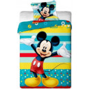 Bedsheet Disney Mickey 140 × 200cm, 70 × 90 cm