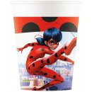 Miraculous Ladybug Paper cup 8 pieces 200 ml