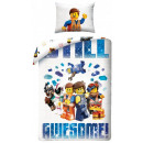 LEGO Movie, LEGO Adventure Bed Linen 140 × 200cm
